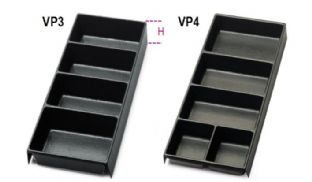 Beta VP4 Thermoformed Trays For Small Items